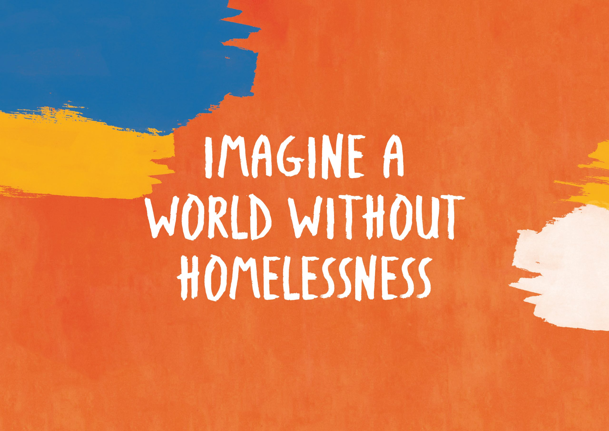 Llamau -Imagine a world without homelessness